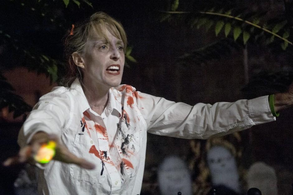 Zombies make annual appearance in Downtown Lodi