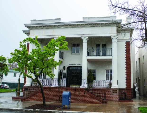 Woman's Club building officially unveiled in 1923
