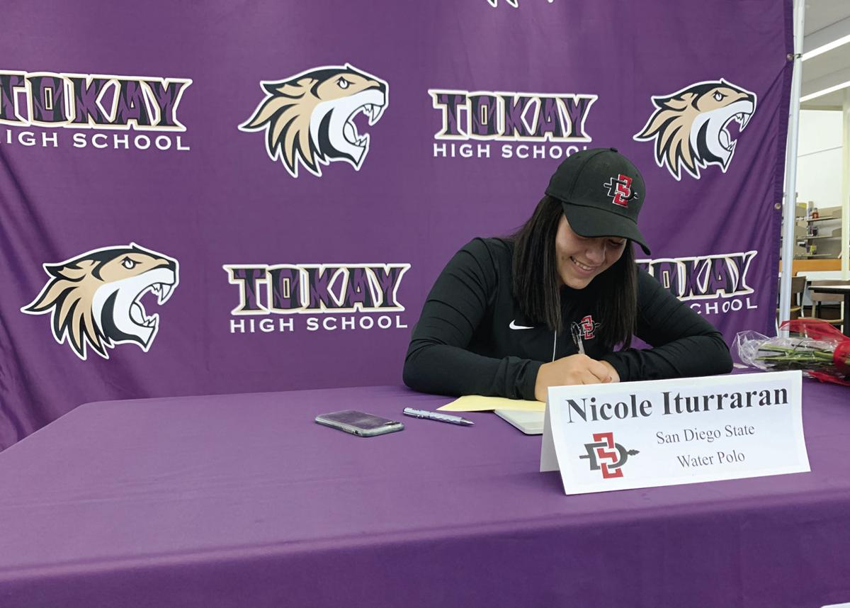 National Letter of Intent: Iturraran heading to SoCal