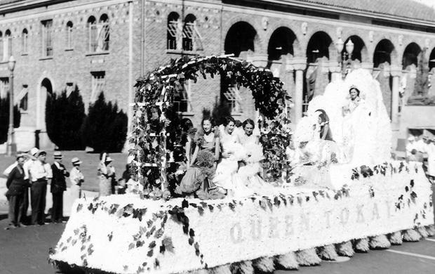 Once again, Lodi Grape Festival royalty will be united