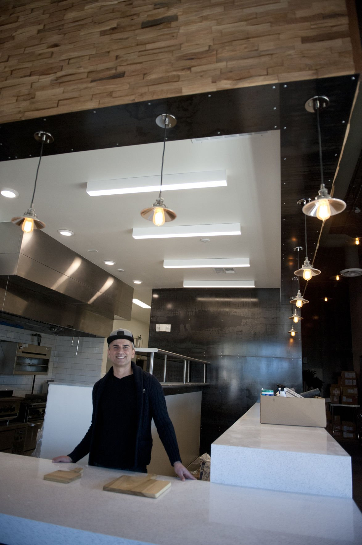 New Local Restaurant To Fuse Afghan And California Flavors