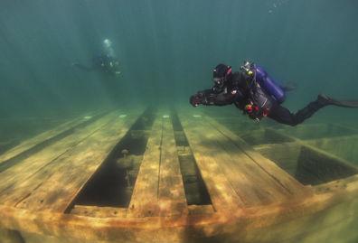 Lake Tahoe home of new underwater trail