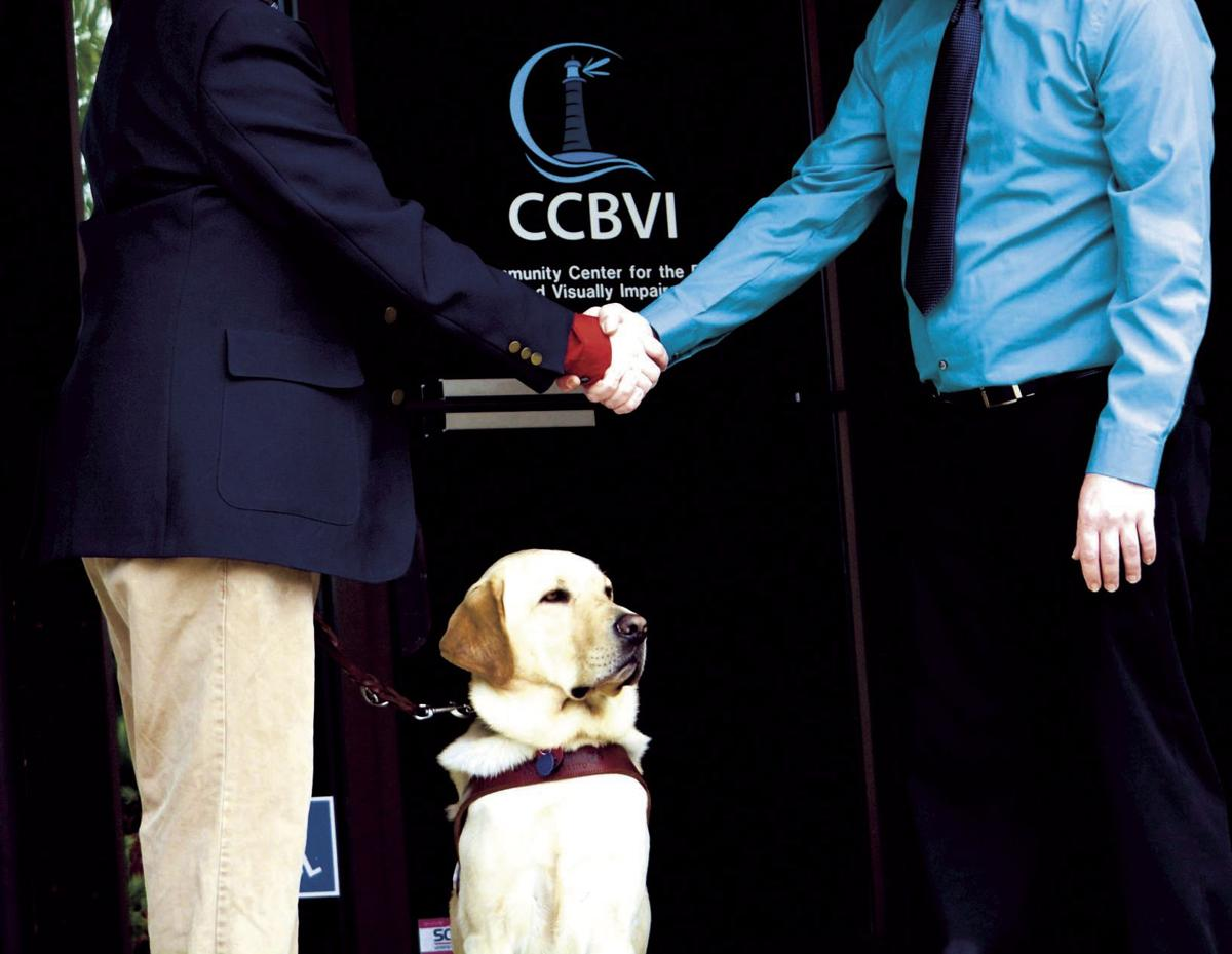 Center has guided county's blind, visually impaired for 70 years