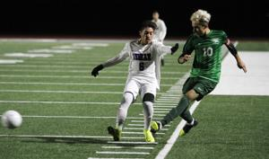 Boys soccer: Hawks' stingy defense shuts out Tigers to remain perfect