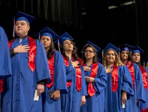 Independence High School graduates ready to use all they've learned