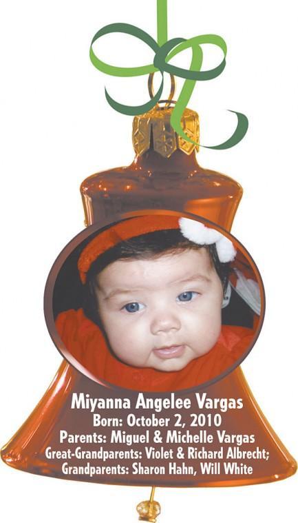 Miyanna Angelee Vargas