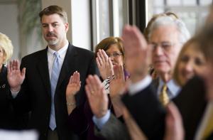 New Lodi Association of Realtors President Kerry Suess pledges to push ahead at Lodi Realtors banquet