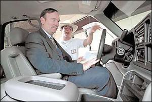 Tokay High students wheel, deal at simulated car dealership