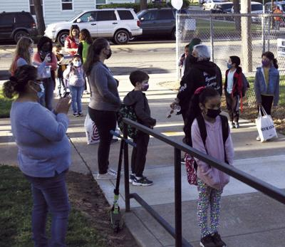 First wave of Lodi students return to campus after a year of distance learning