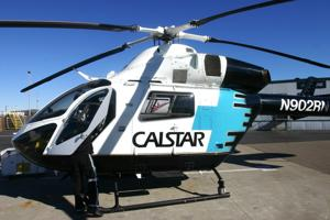 Hitting the skies with CALSTAR air ambulance crew in Concord