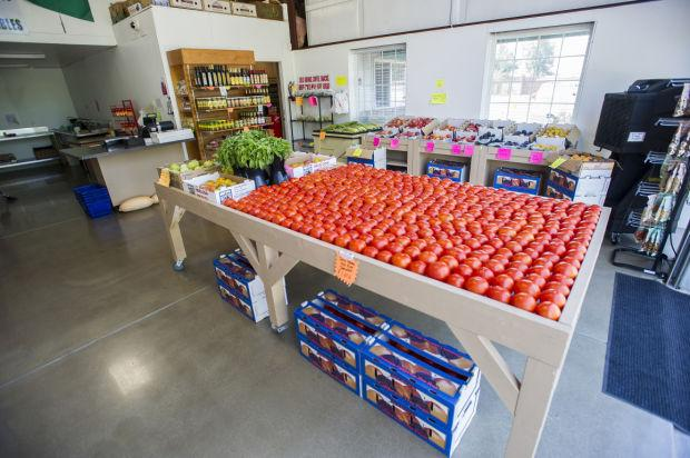 Curry Farms offers produce with a personal touch
