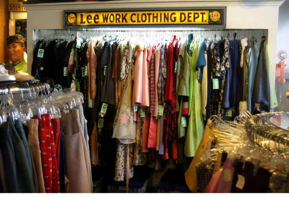 Enjoy thrill of finding vintage items you just can't live without at thrift shops in Stockton