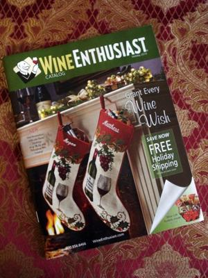 Wine Enthusiast Catalog