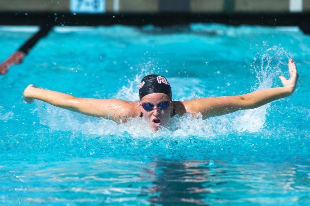San Joaquin Athletic Association swim meet