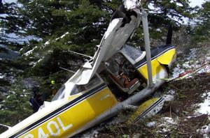 Galt firefighter Brian Brown, his family survive small plane crash