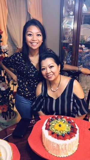 Mother-daughter bond: Marina and Joana Narvarte celebrate five-year 'Kidney-Versary'