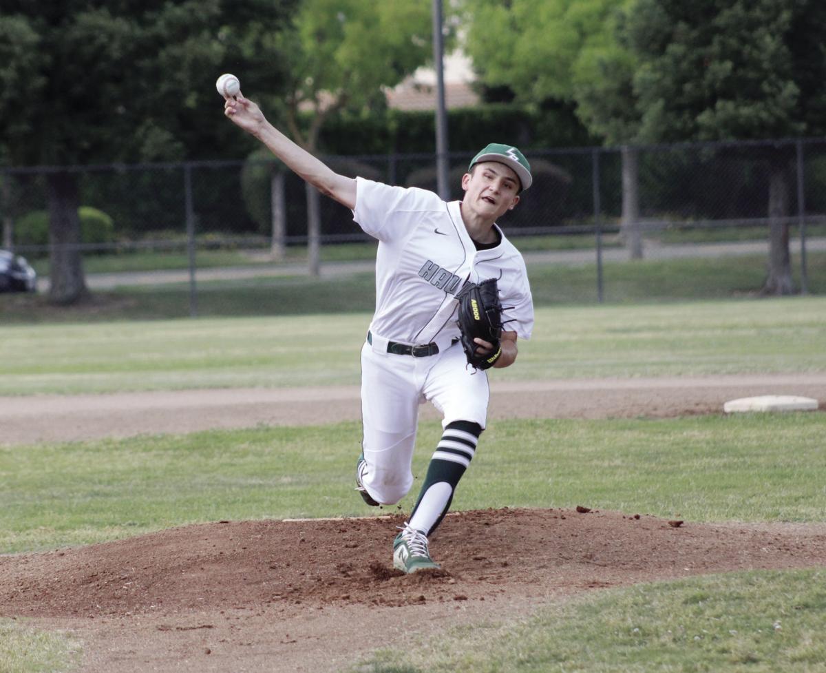 High school baseball: Hawks clinch crown despite loss