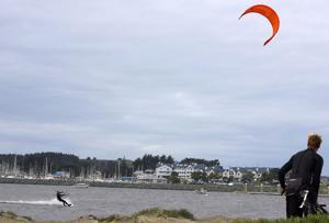 Enjoy the beach, tasty treats and shopping at Half Moon Bay