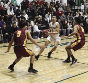 SJS boys basketball playoffs: Hawks' rally grounded in quarterfinals