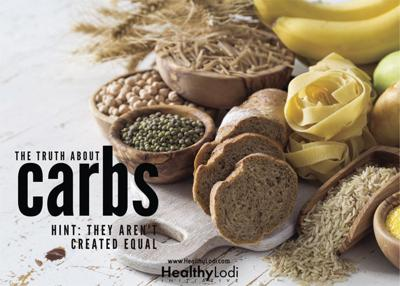 Healthy Lodi Initiative: Counting carbs is for everyone, not just people with diabetes