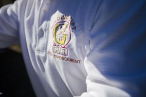 Galt code enforcement is a one-man show