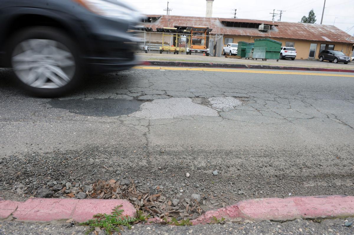 Lockeford Street pavement bids rescinded