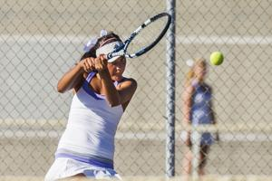 Tokay sweeps Stagg in girls tennis