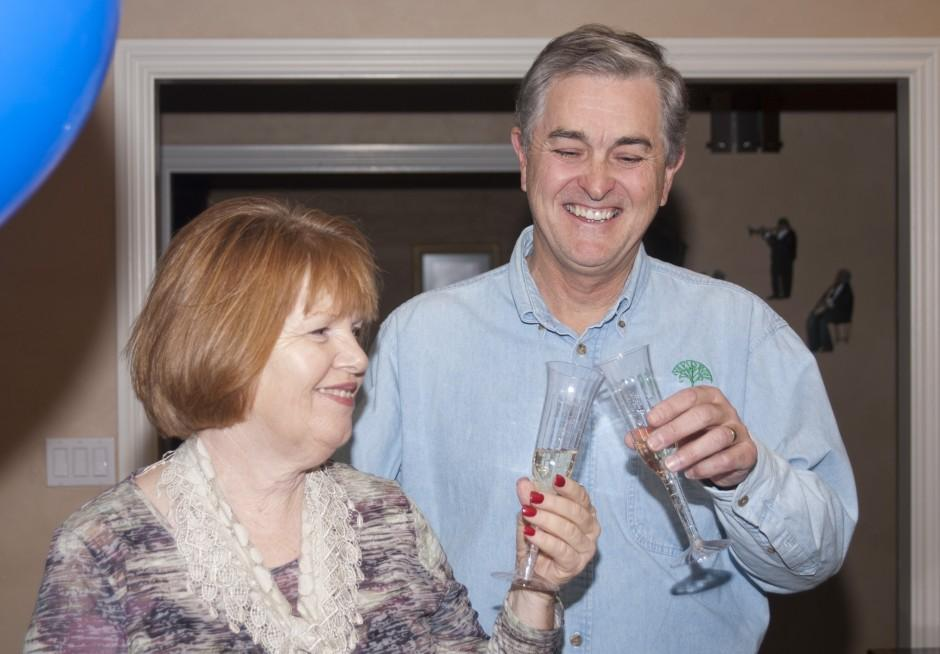 Lodi Chamber of Commerce picks volunteers Phil and Daphne Felde as its Citizens of the Year