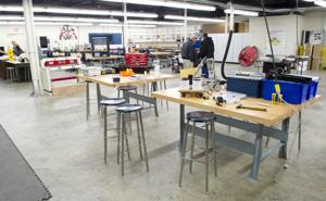 Galt High School unveils new state-of-the-art engineering lab
