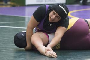Girls wrestling: Tigers send five wrestlers to CIF State Girls Wrestling Championships