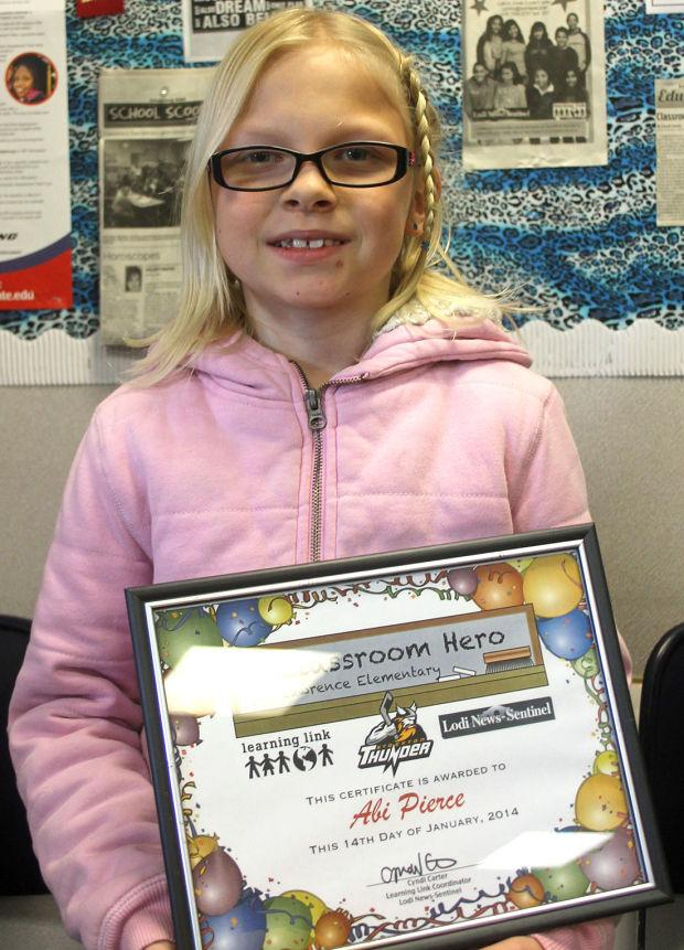 Lawrence Elementary School Classroom Heroes