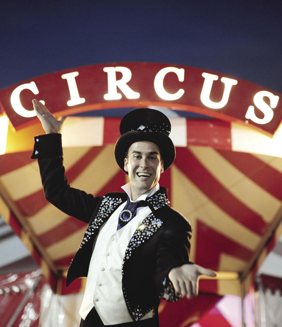 Venardos Circus brings the magic of the big top to viewers at home