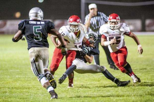 Football: Hawks continue Dairy Bowl dominance
