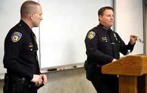 Lodi Police recognize those with exceptional service to community