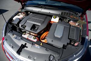 Getting amped with Lodi's first Chevrolet Volt