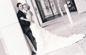 Brian Chin, Morgan Haas marry at Point Loma Naval Base