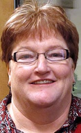 Patsy Tucker is a senior police administrative clerk at the Lodi Police Department.