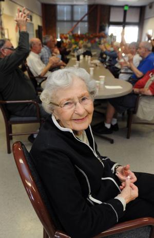 Former teacher Amelia Ernst plans legacy endowment for Lodi's adult day care program