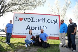 Lodi gets some Love: Annual day of service to city is this weekend