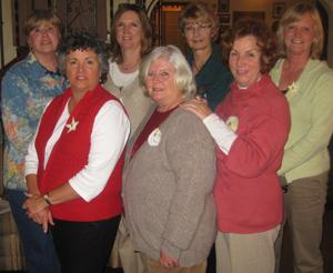 PEO Chapter IM of Lodi installed new officers