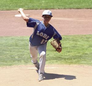 Lodi 11s pull ahead of Ripon in 3-game series