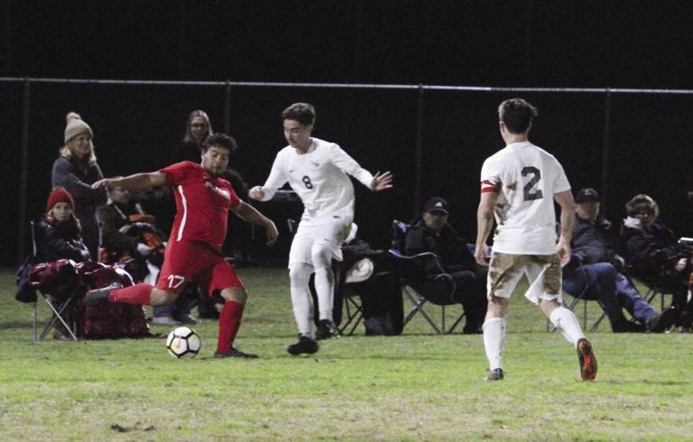 Boys soccer: Flames are Hawks' next victim