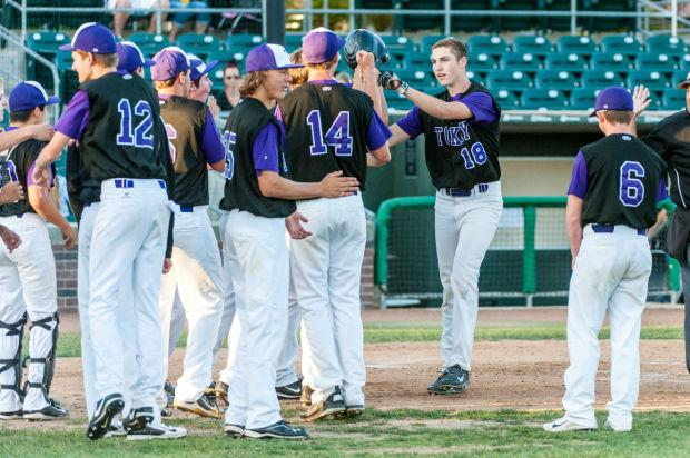 Baseball: After tough start, Tigers top Falcons in playoff opener