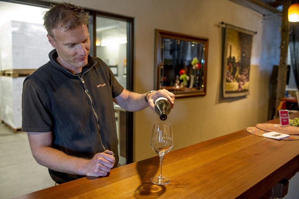 Swiss-born Markus Niggli is a rising star in the world of Lodi wine