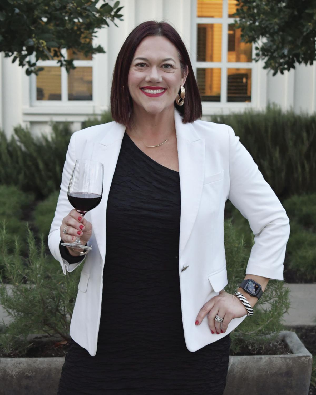 @finefoodiephilanthropist: Suzanne Ledbetter shares San Joaquin's bounty on social media