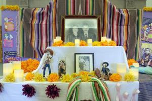Celebrating the dead