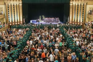 Liberty Ranch High School's Class of 2013 celebrates life