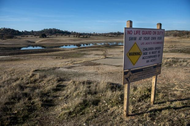 Dry year has local and California agencies worried, but it's too early to ration water