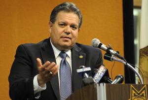 Sheriff Steve Moore doesn't want convicted killer Loren Herzog in San Joaquin County