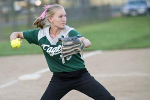Eagles soar into softball final, rematch with Falcons